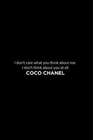 coco chanel #gabrielle chanel #coco chanel quotes #quotes
