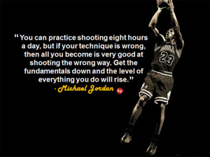 Michael Jordan Picture Quote-4