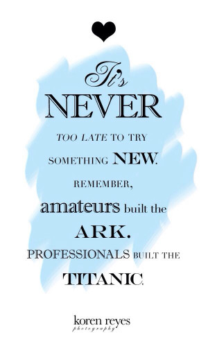 Titanic: Quote