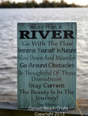 Custom Wood Signs Beach Decor Lake Decor Advice Ocean Wedding Signs ...