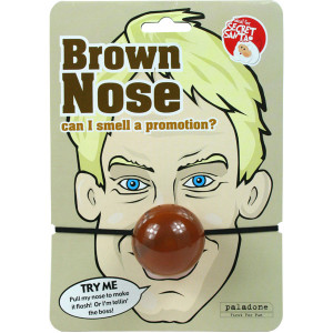 Home Seasonal Christmas Gifts Secret Santa Brown Nose