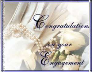 ... announcement sms engagement card verses poems sayings quotes
