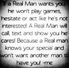 real man i like this makes me think i wonder if guys do this and when ...