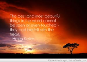 Inspirational Quotes Helen Keller