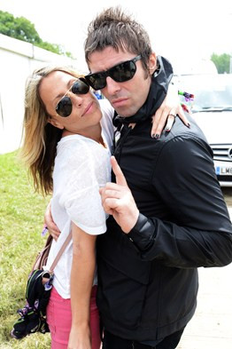 Liam Gallagher And Nicole
