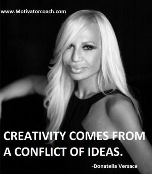 Donatella Versace Quotes