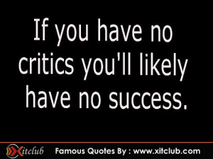 You Are Currently Browsing 15 Most Famous Success Quotes