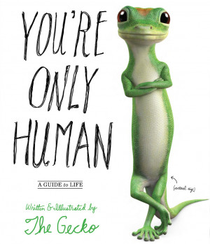 Still, you should totally buy it. You're Only Human: A Guide to Life