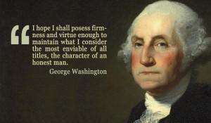 Happy Presidents' Day: Read George Washington's Farewell Address