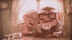 So no, Carl and Ellie aren't the typical fairy tale romance that ...