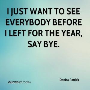 Danica Patrick Quotes | QuoteHD
