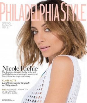 ... Bright, Beautiful, Valuable and always in style. ~ Nicole Richie Quote