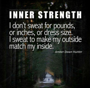 ... our perception on life. Use these motivational fitness quotes to spark