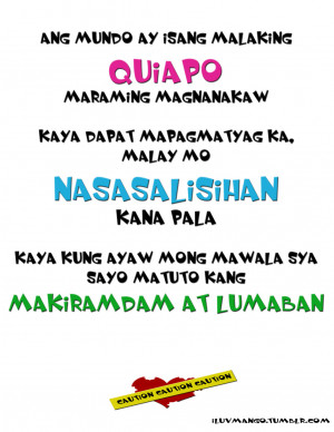Pinoy Bitter Quotes And Tagalog Love Boy Banat Pictures Picture