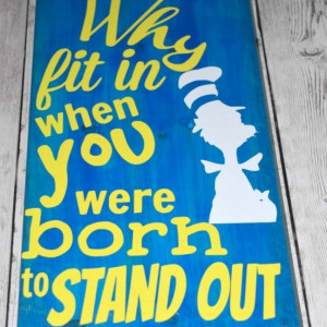 Dr Seuss Printable Quote