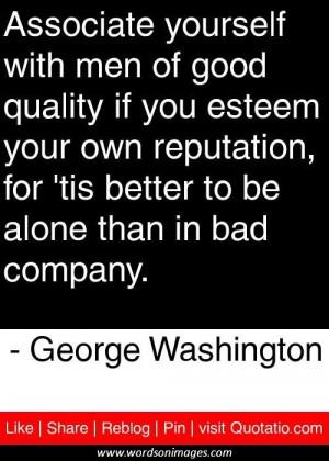 Washington quotes