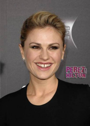 anna paquin quote of the day