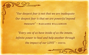 love quotes the healing power 1 awareness your natural healing ...