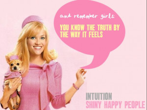 quotes, legally blondeLegally Blonde, Quote