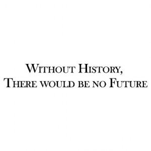 quote history future