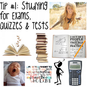 Quotes On Studying for Exams