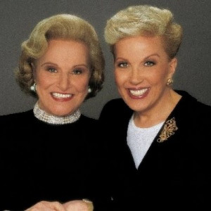 Passes Away article...Pauline Phillips w/ daughter, Jeanne Phillips ...
