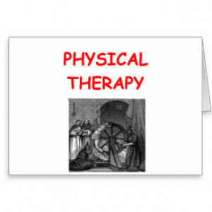 Physical Therapy Cards
