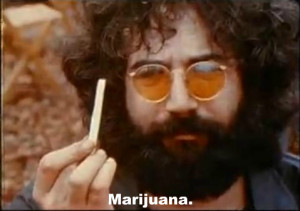 weed marijuana woodstock grateful dead Jerry Garcia 062300868