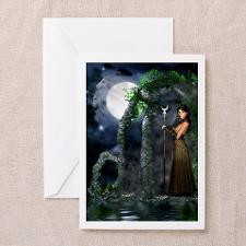 Wiccan Birthday Greeting Cards
