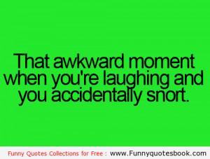 When you are laughing at snort - Funny Images
