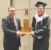 Presidential Educational Academic Program Award (3.50 or higher GPA ...