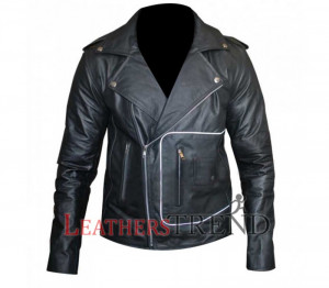 Home » John Travolta Grease Danny Zuko T Bird Jacket