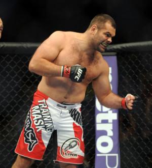 Heavyweight UFC 166: Gonzaga Flattens Jordan