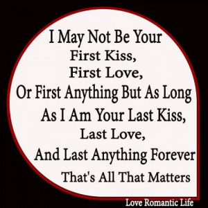kiss Picture Quotes , First love Picture Quotes , Kiss Picture Quotes ...