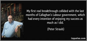 collided with the last months of Callaghan's Labour government ...