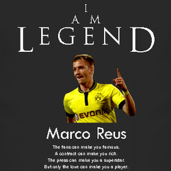 Marco Reus Germany Legend Soccer Futbol T Shirt $19.99 Buy Battleship ...
