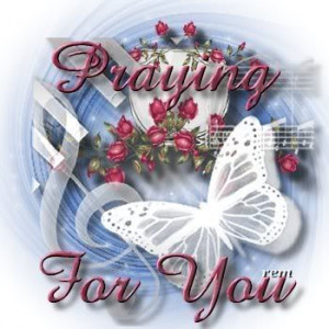 ... prayer so beth you are and will remain in my prayers in your time of