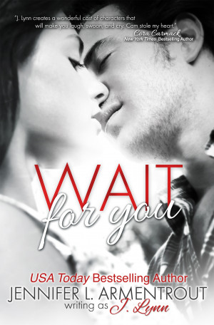 Spotlight: Wait For You by J Lynn