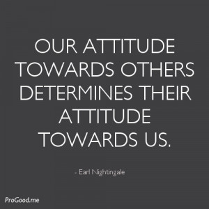 Earl Nightingale Quotes Attitude