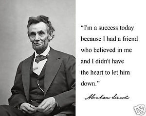 Abraham-Lincoln-success-Autograph-Quote-8-x-10-Photo-Picture-hv7
