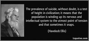 All civilization has from time to time become a thin crust over a ...