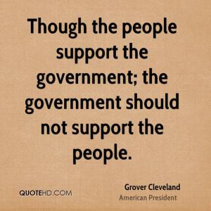 Anti Government Quotes