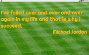Athletes Quotes Screenshot 9