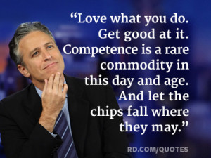 Jon Stewart Quotes That Are Better Than a Hug From Your Mom