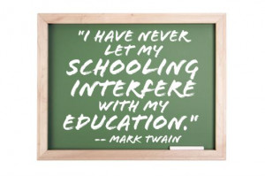 Filed Under: Daily Life , Famous Authors Tagged With: Mark Twain