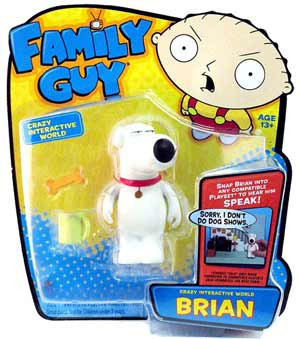 Product Name : Playmates Family Guy - Brian Griffin