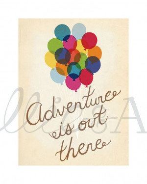 Adventure is Out There up movie inspired balloons by allieandann, $11 ...