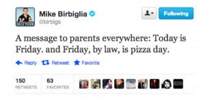 LOL pizza mike birbiglia