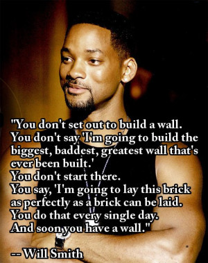 Great Will Smith quote