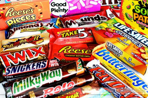 Clever Candy Bar Sayings